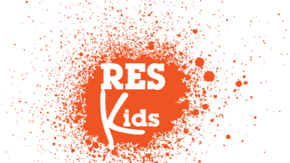 ResKids Logos for Resonate Church: Design