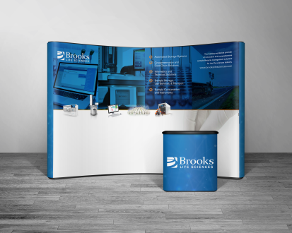 Booths and Banners:Design