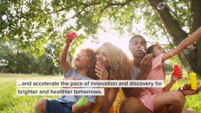 Inspirational company timeline:Video